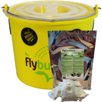 thumb-FlyBuster Professional Vliegenval - incl. fly attract-1