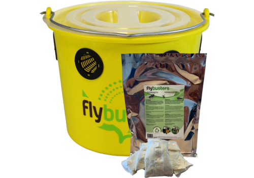 Flybucket fly trap - incl. fly attract