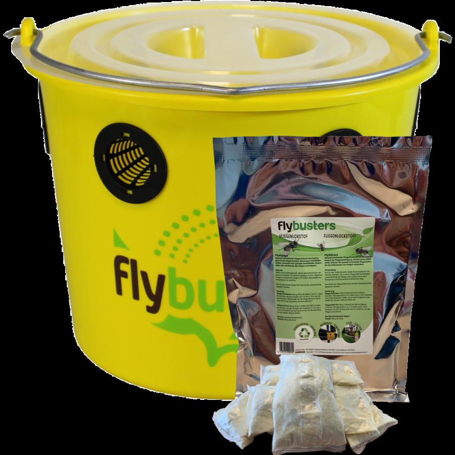Flybucket Vliegenval - incl. lokstof (240 g)-1