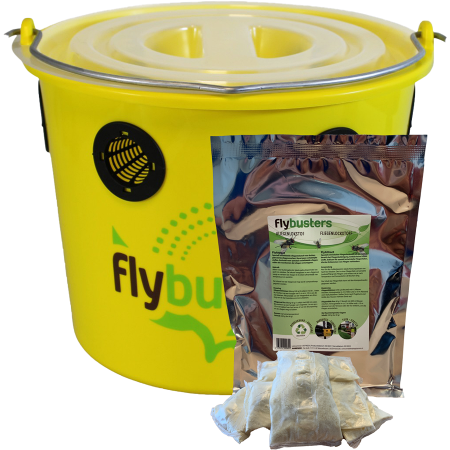 FlyBuster Professional Vliegenval - incl. fly attract-1