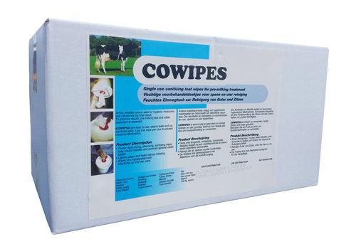 Cowipes navulling (2x900 doekjes per doos)
