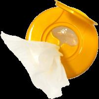 thumb-Sanowipes - Alcohol wet wipes (90 wipes)-2