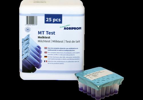 Melktest Antibiotica MT Navulling (25 tests/doos)