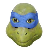 Ninja Turtle masker 'Leonardo' (blauw)