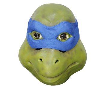 Ninja Turtle mask 'Leonardo' (blue)