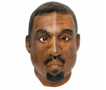 Maschera di Kanye West