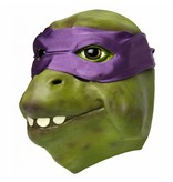 Ninja Turtle masker (paars) 'Donatello'
