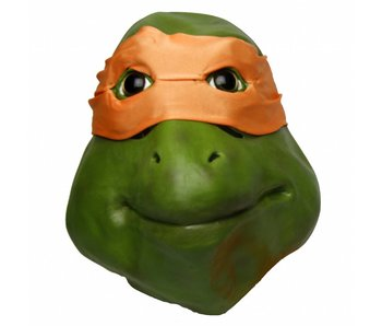 Ninja Turtle mask (orange) 'Michelangelo'