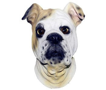 Dog mask 'bulldog'