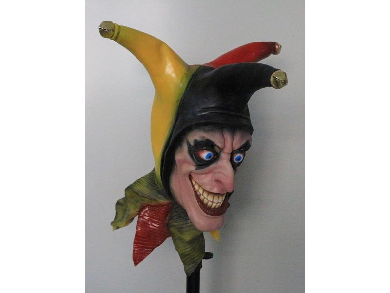 Killer Clown mask 'Jester'