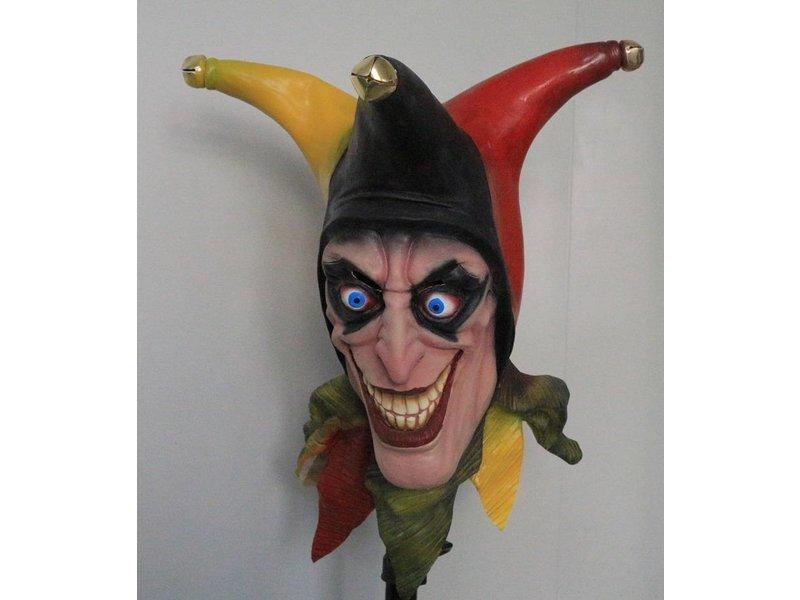 Killer clown masker 'horror nar'