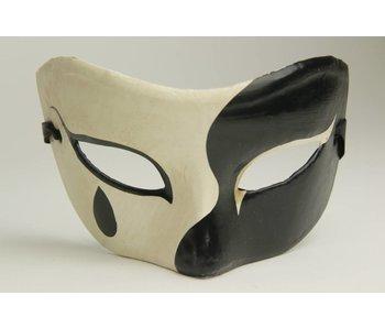 Venetian mask 'Columbina Copa'