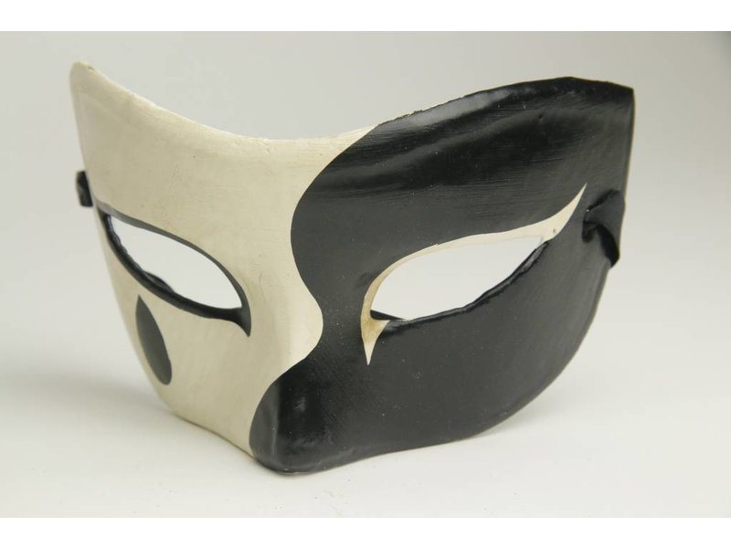 Venetiaans bal masker 'Columbina Copa'