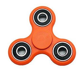 Fidget Spinner Arancione