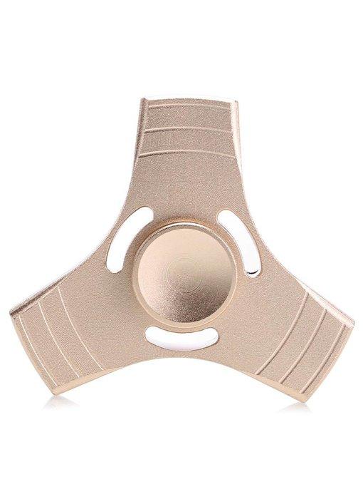 Fidget Spinner metaal goud