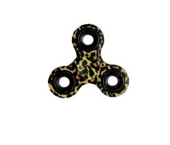 Fidget Spinner animal print 'leopard'