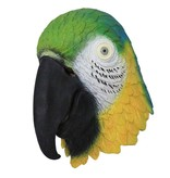 Bird mask Maccaw Parrot