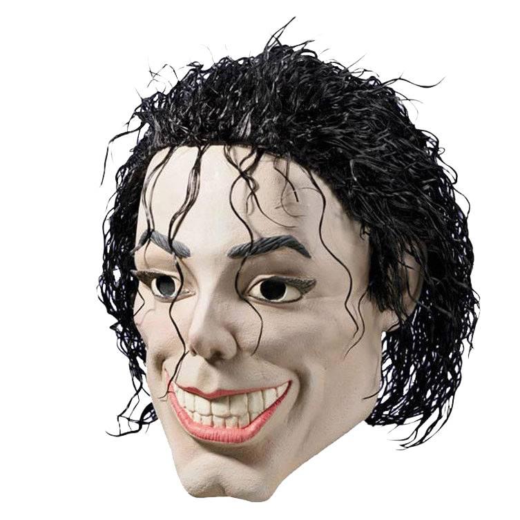 Michael Jackson masker - MisterMask.nl