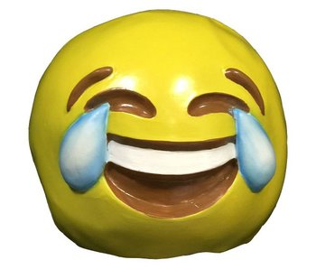 Emoji masker 'Crying Laugh'