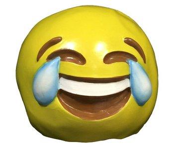 Maschera Emoji 'lol'