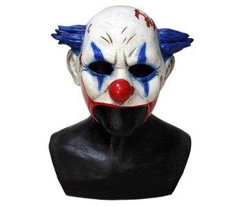 Killer Clown mask - 'Circus Clown'