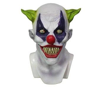 Killer Clown mask - 'Firestarter'