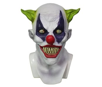 Killer clown masker 'Firestarter'