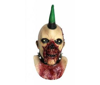 Zombie mask 'Punk'