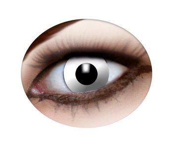 Vampire eye lenses (white)