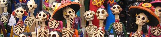 Dia de los Muertos producten
