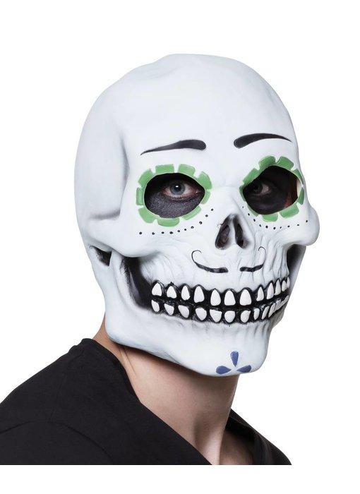 Dia de los Muertos masker 'Señor Calavera'