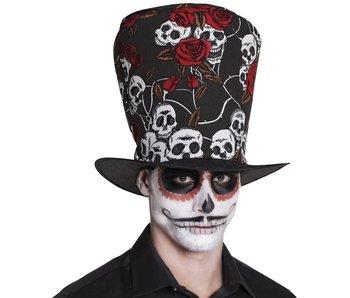 Dia de los Muertos hat 'El Novio'