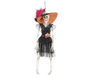 Dia de los Muertos skeleton 'La Flaca'