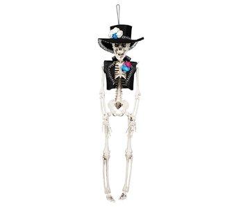 Dia de los Muertos skeletje 'El Flaco'
