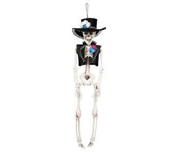 Dia de los Muertos skeleton 'El Flaco'