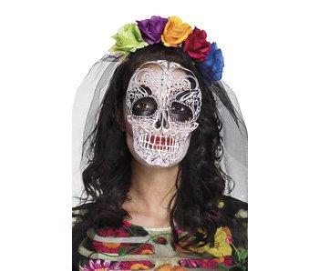 Tiara 'La Calaca' (Dia de los Muertos)