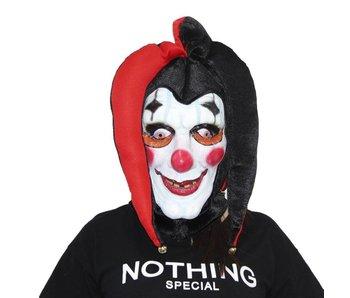 Killer clown masker 'Psycho nar'