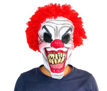 Killer Clown mask - 'Smiley'