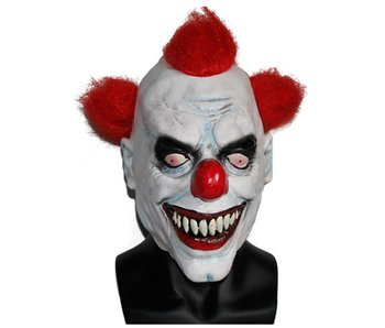 Killer Clown mask - 'Nookie'