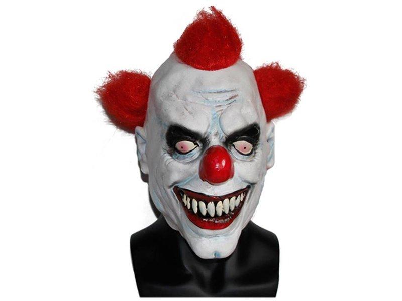 Halloween Masker.Killer Clown Mask Nookie Mistermask Nl