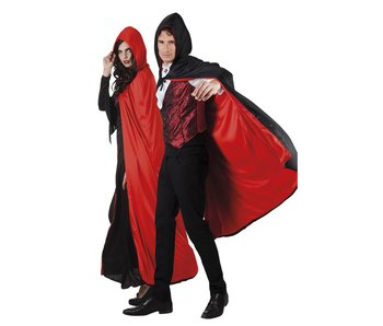 Cape Twilight black/red rev. 170cm