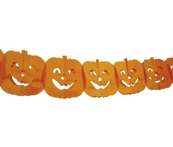 Halloween Garland 'Pumpkin'