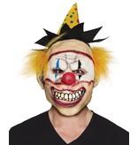 Horror clown masker 'Freaky' met hoed en haar