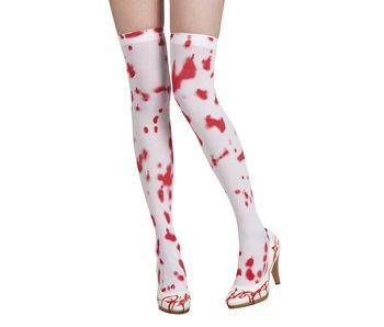 Stockings Bloody