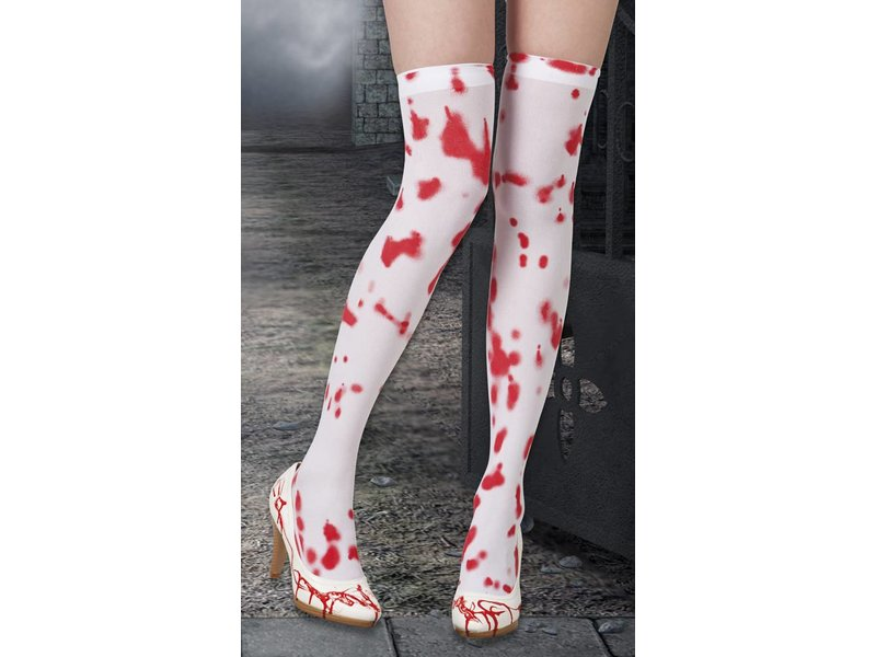 Stockings Bloody