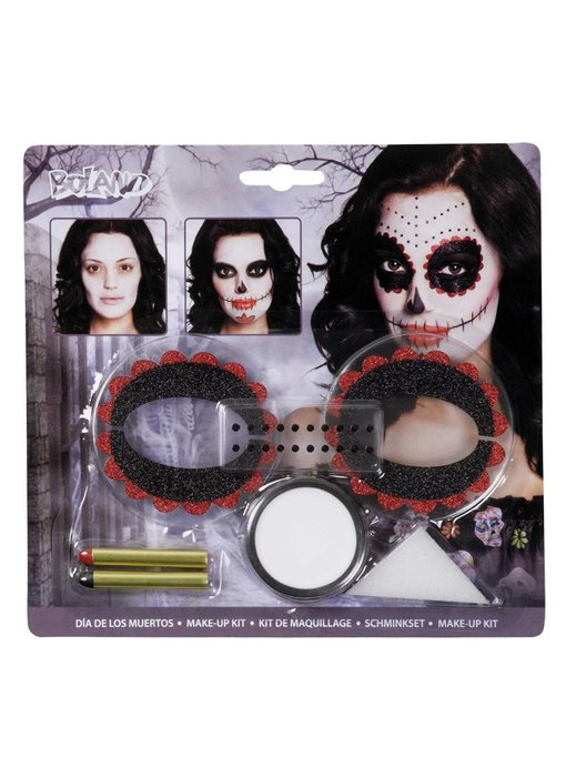 Make-up Day of the dead