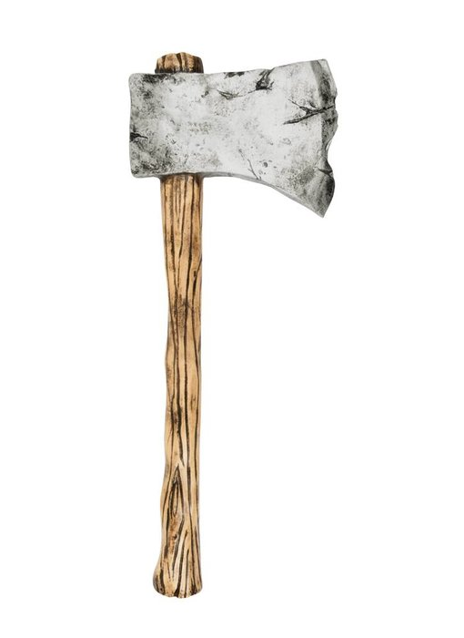 Bijl schuimrubber (49 cm)