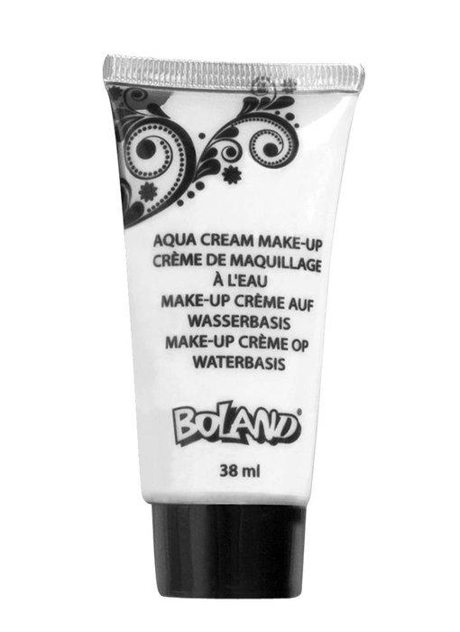 Tube make-up crème op waterbasis wit (38 ml)