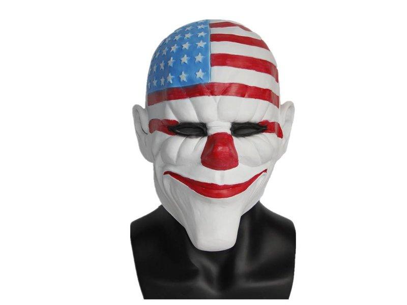 Payday masker (Heist Dallas game)