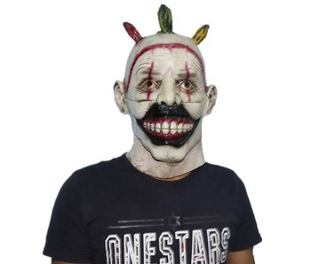 Clown mask 'Twisty'